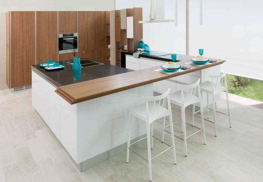 Muebles de cocina c mo dise ar una cocina til y c moda for Utillaje cocina