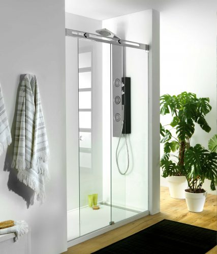 elegir una mampara de ducha