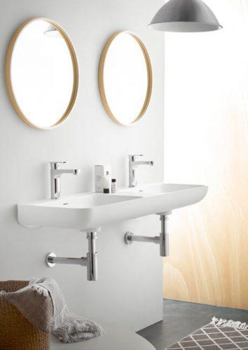 Tipos De Espejo Las Mejores Ideas Para Decorar Tu Bano E Inspirarte - Espejos-redondos-para-baos