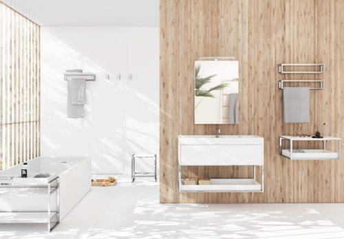 Accesorios para el baño: 3 estilos diferentes, ¿cúal es el tuyo?